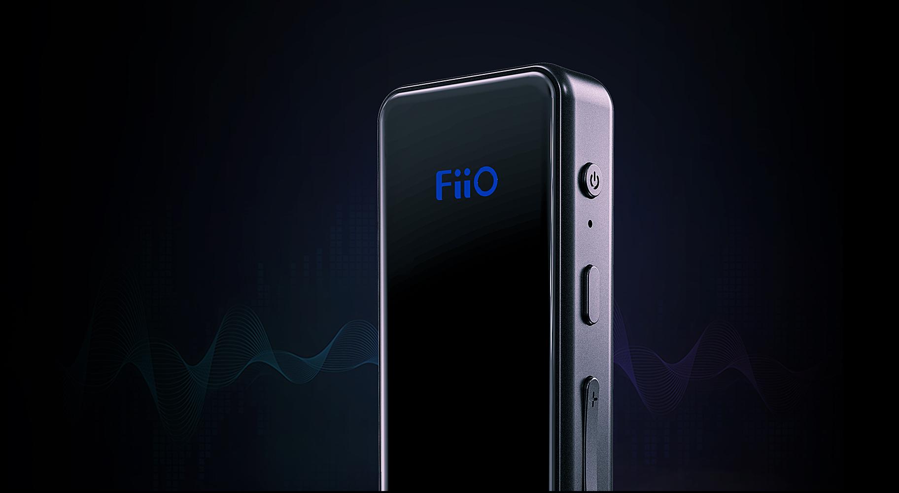 FiiO High-Fidelity Bluetooth Amp BTR3