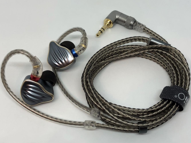Análisis FiiO FH5 Auriculares con cable