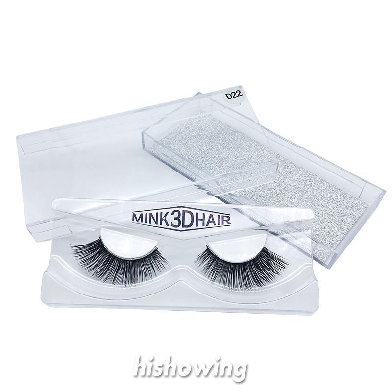 84e8b0c00bd (HP-D22) 3D Mink Eyelashes Full Strip Lashes-Qingdao Hishowing  International Trade Co., Ltd.