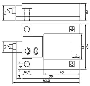 E3S-30尺寸图