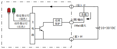 E3TNPN回路图