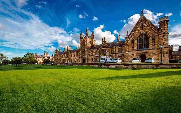 澳大利亞大學3