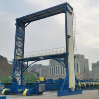焊接平台及焊接操作机-焊接平台龙门