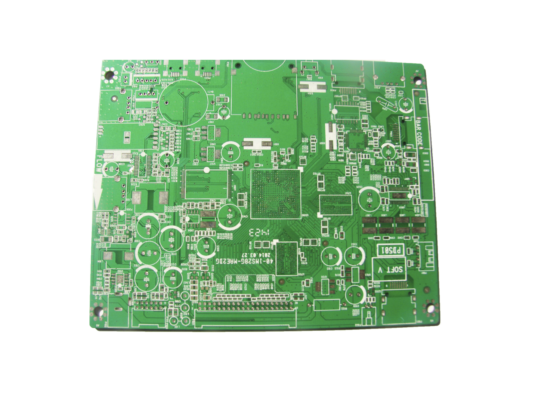 Multilayer FR4 PCB UL ROHS HASL Lead Free-深圳国兴