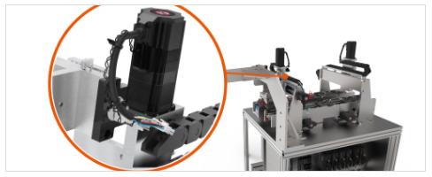 LED背光单元检查和切割