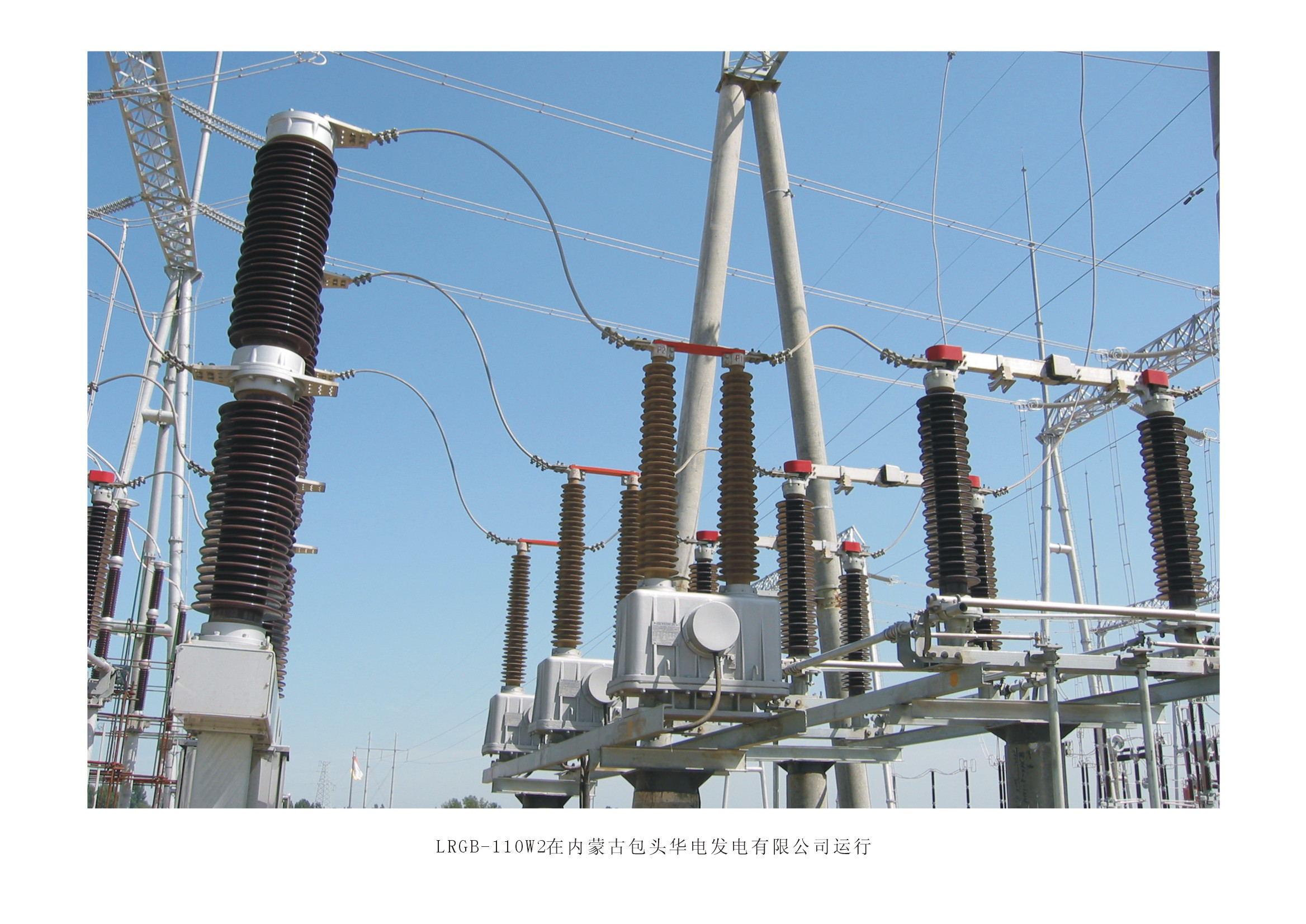 53LRGB-110W2在內蒙古包頭華電發電有限公司運行