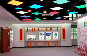 Exhibitionhall-outdoorlighting
