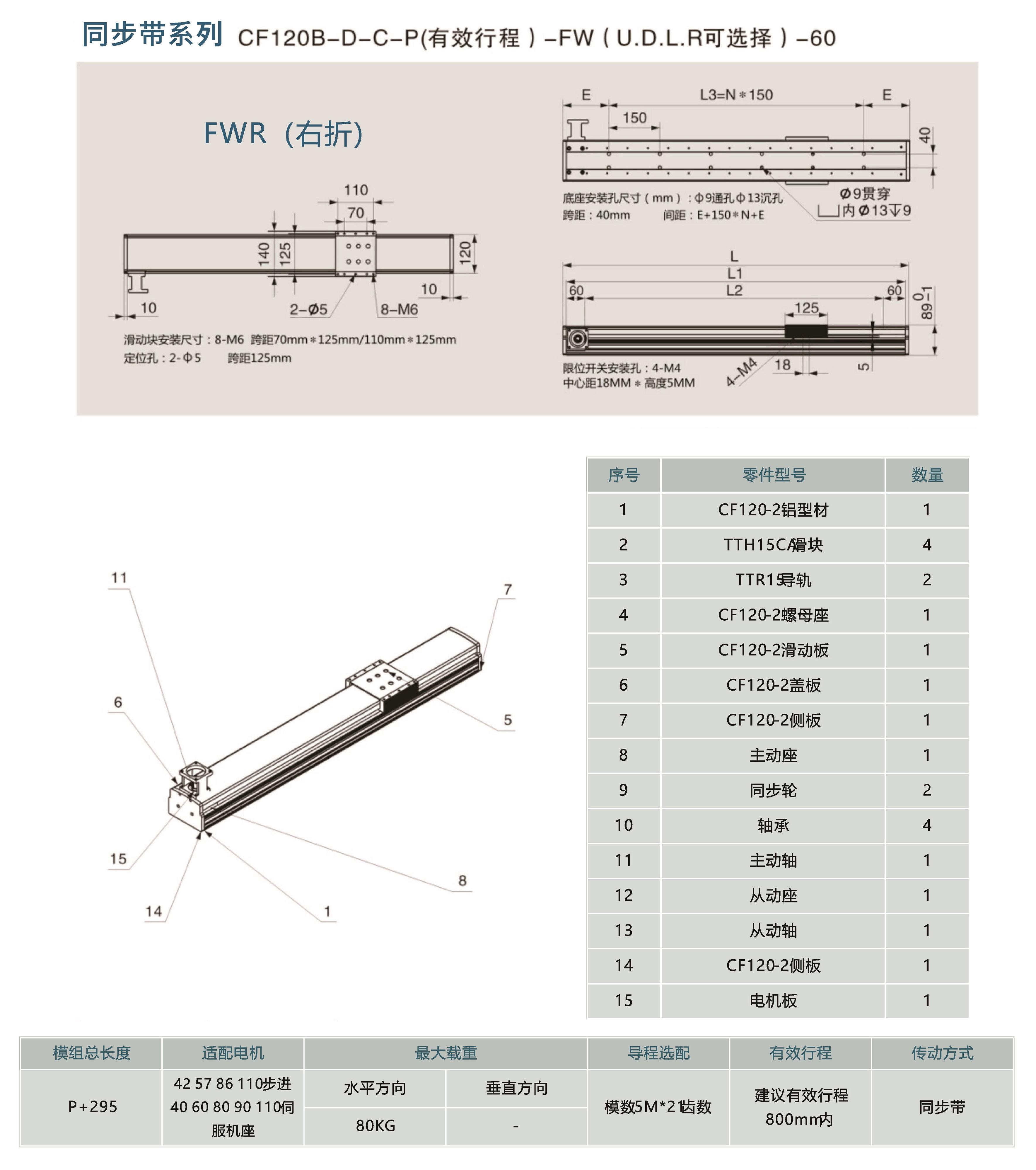 CF120-同步带-2