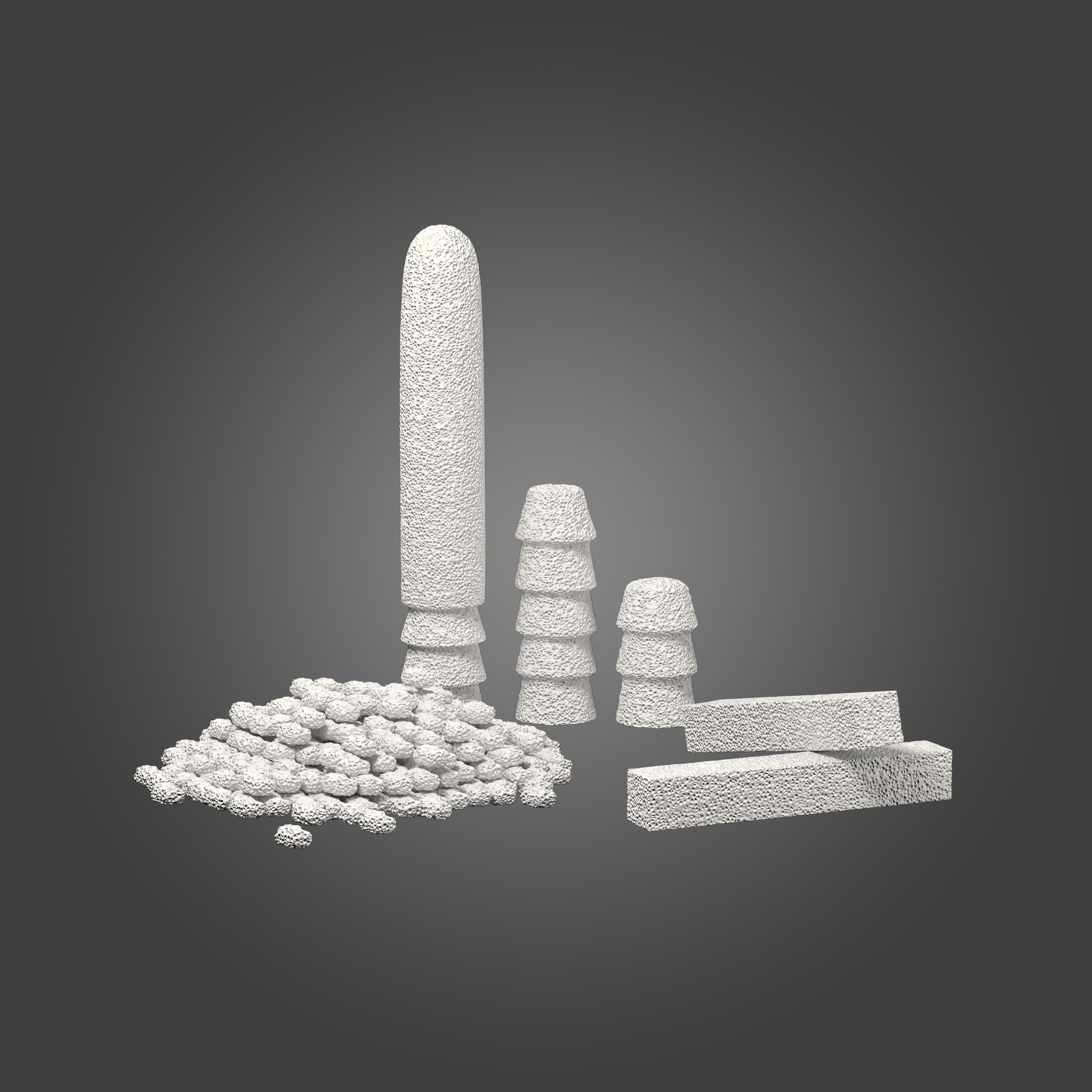 ArtificalBone多孔生物陶瓷人工骨