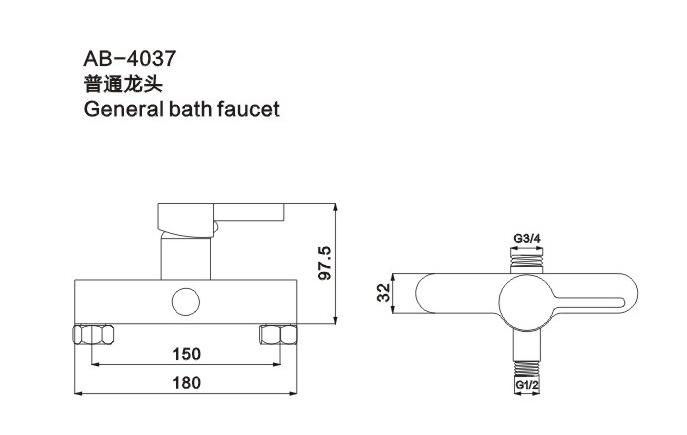 GENERALFAUCET-AB-4037