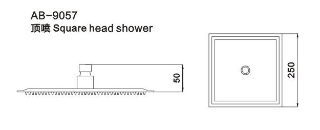HEADSHOWER-AB-9057