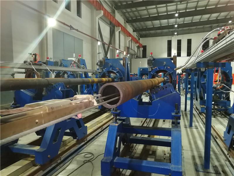 堆焊管设备