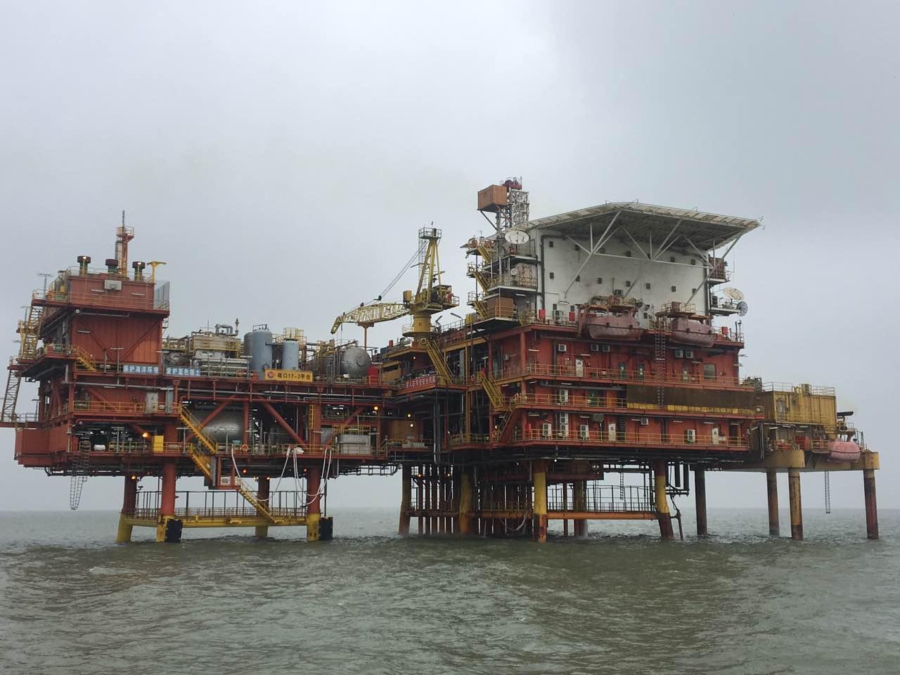 4.中海油渤西作業區1