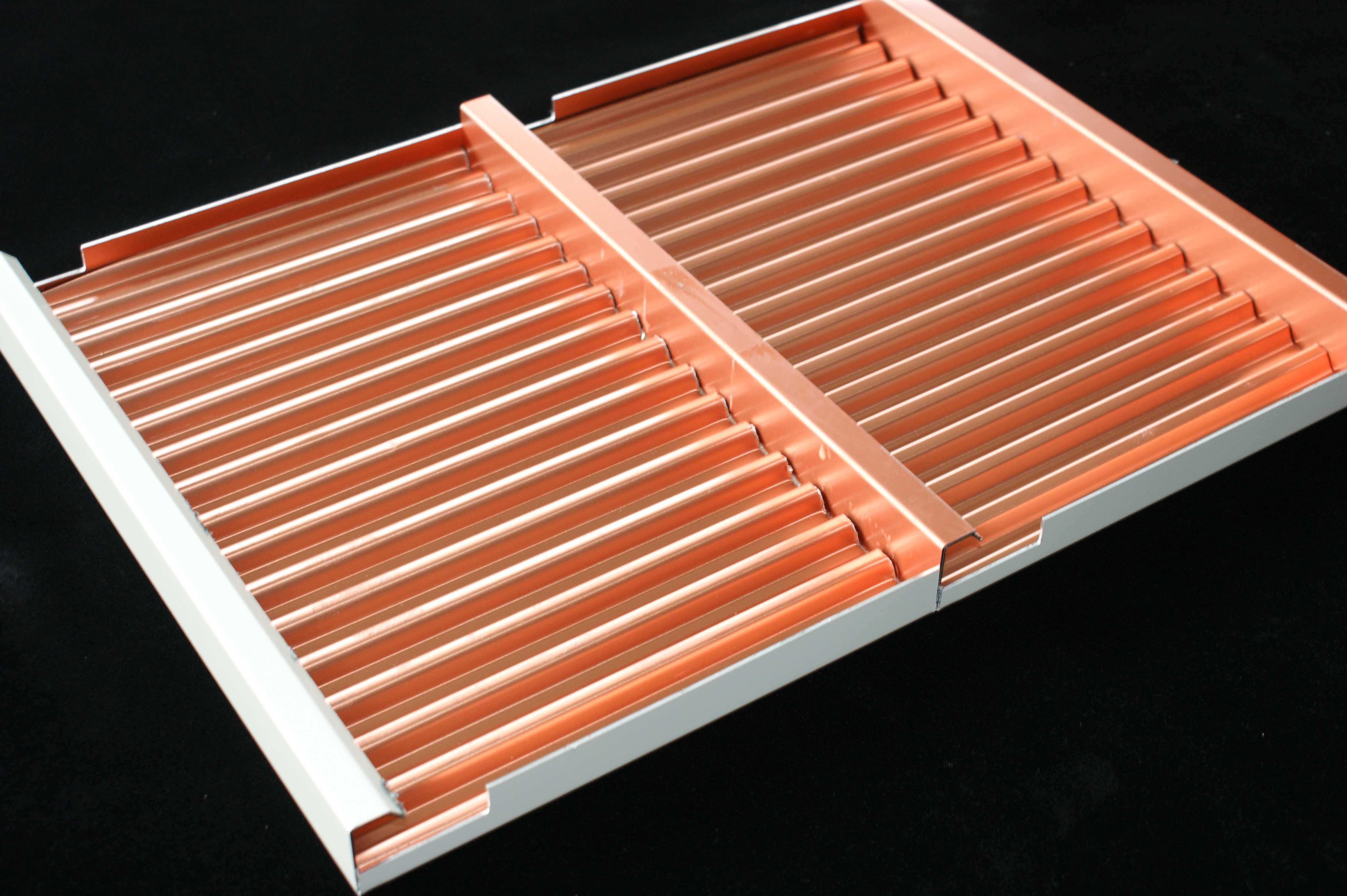 單面瓦楞板