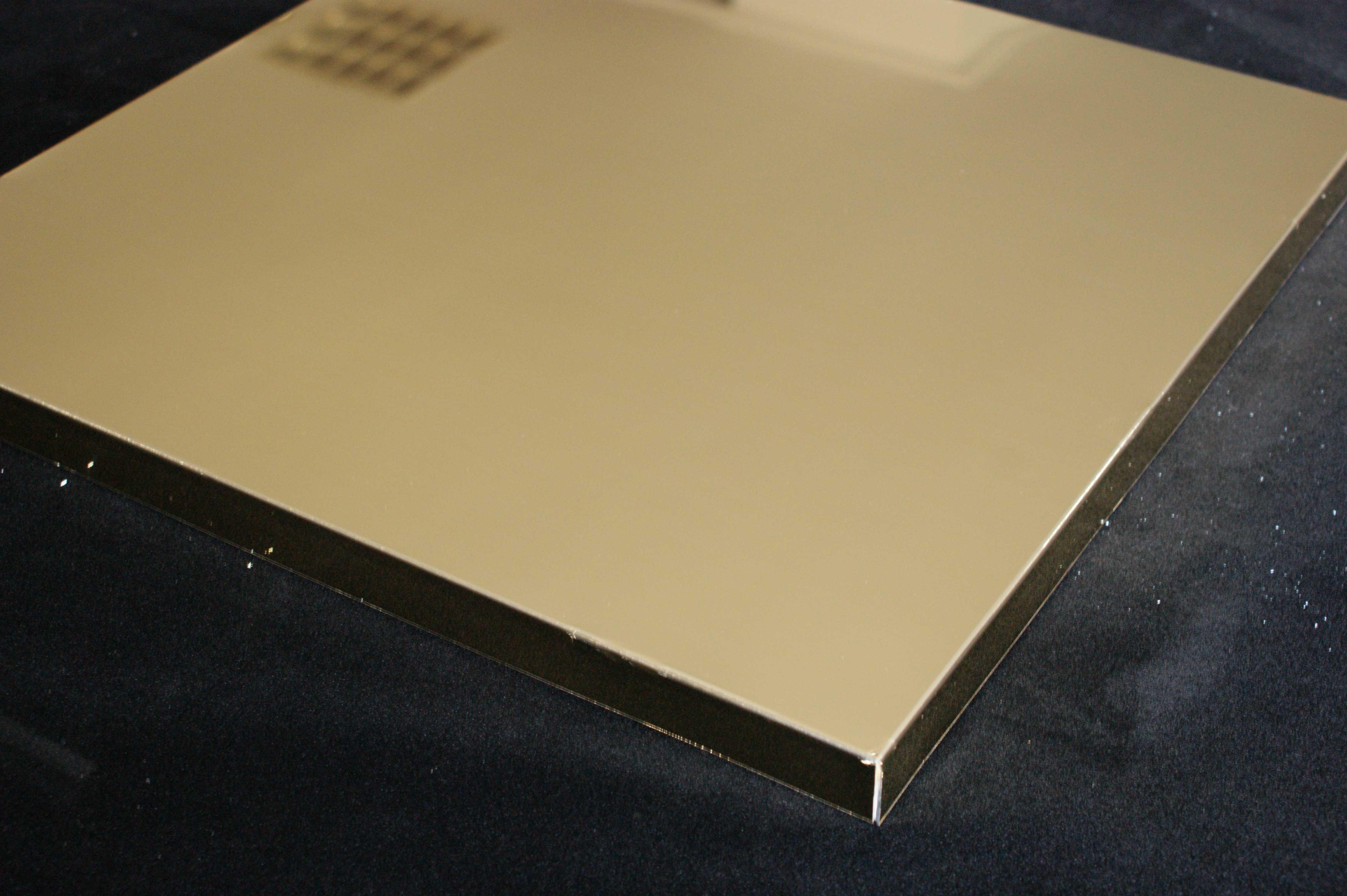 鏡面鋁蜂窩板