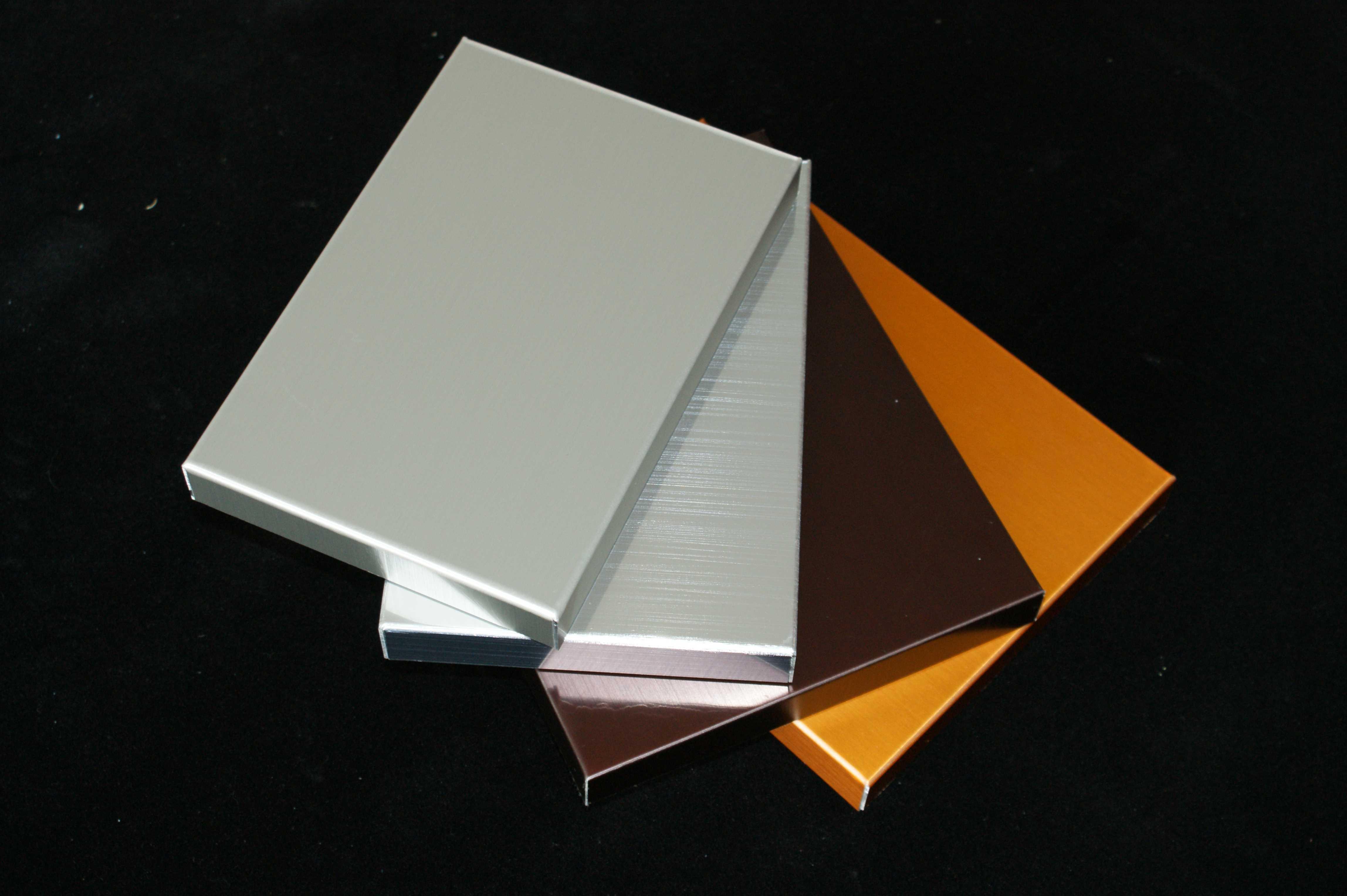 陽極氧化鋁蜂窩板