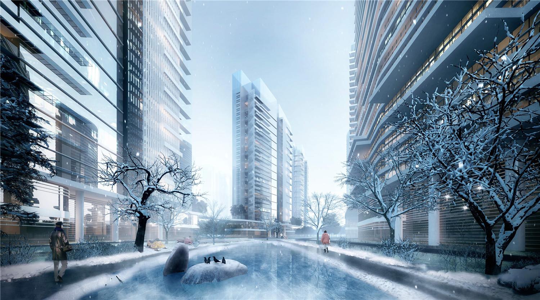 AND ARCHITECTURAL DESIGN CO.LTD<br>TANGYERUYI RESIDENCES,JINAN