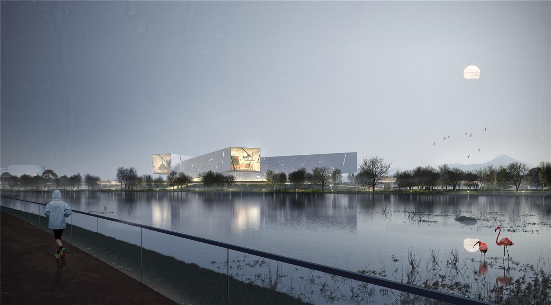 TONGYUAN DESIGN GROUP CO.LTD<br>NATURE MUSEUM,SHANDONG