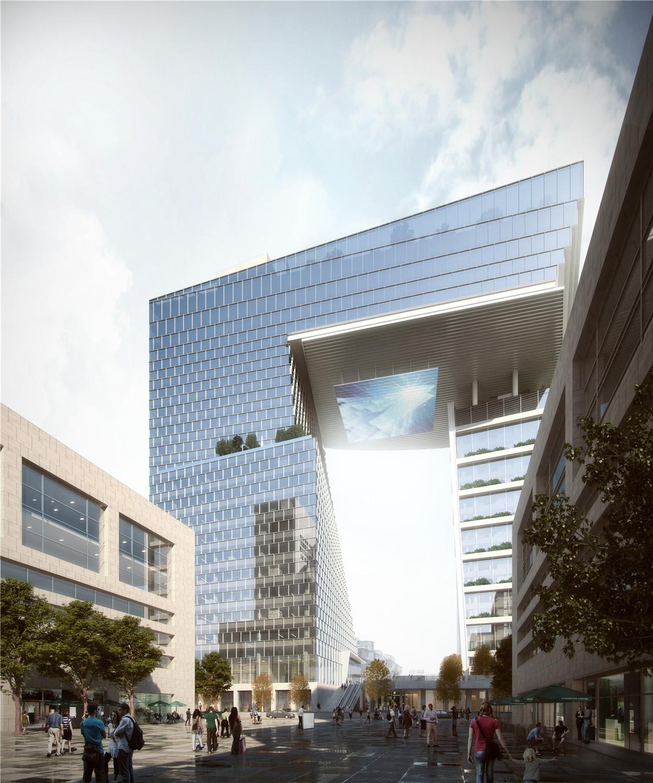 MATTER DESIGN<br>TIANMA OFFICE TOWER,SHENZHEN