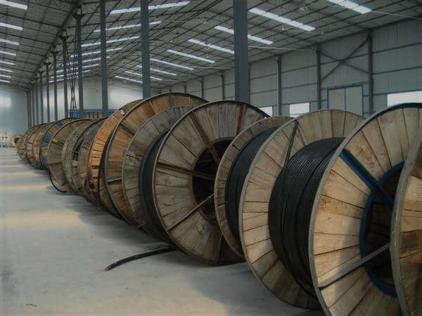 工廠電纜回收