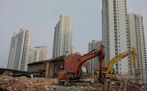 建筑拆遷物資回收
