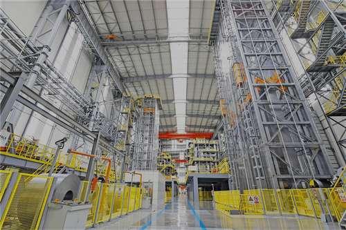工廠廢鋼鐵回收