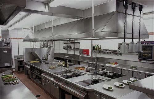 廚房機械設備回收