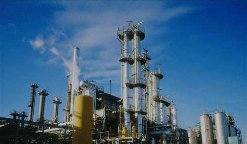 化工廠設備回收