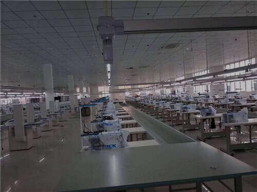 服裝廠設備回收