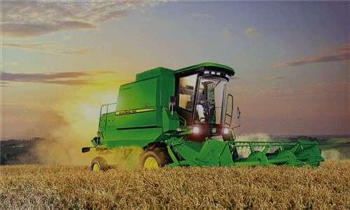 農業機械設備回收