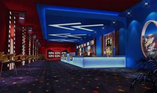 電影院拆除