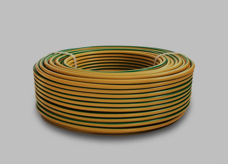 銅芯聚氯乙烯絕緣圓形電纜回收