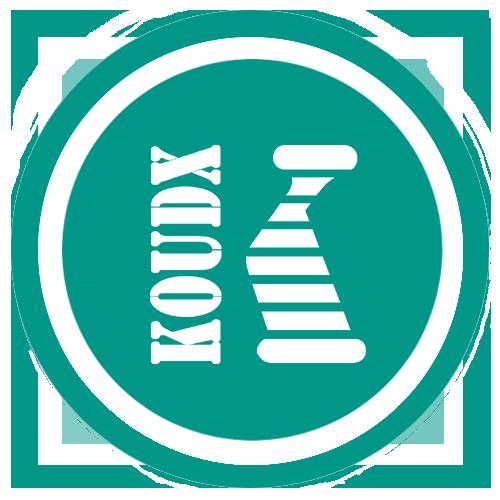 KOUDX肯鼎Logo