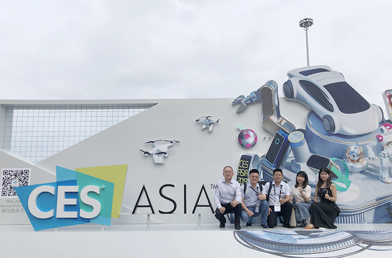 CESAsia2019盛大開幕維銳科技邀您感受未來